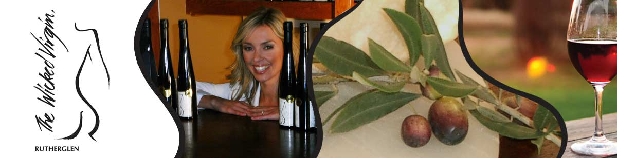 The Wicked Virgin Cellar Club Wine and Olive Packages at Discounted Prices